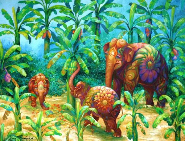 14 мая 2020 года – 22 лунный день, символ дня – Слон, Ганеша