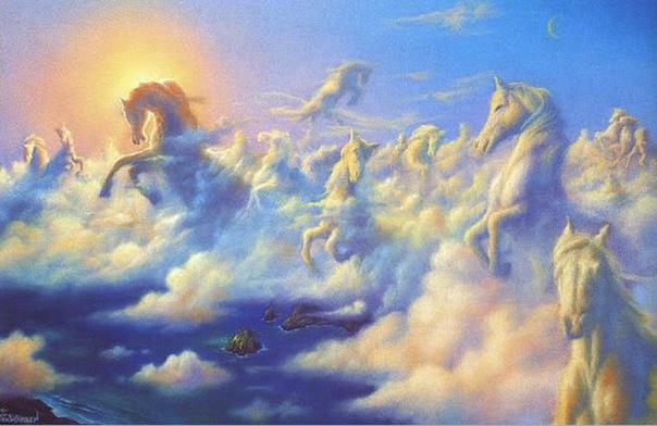 11 сентября 2017 года – 21 лунный день, символ дня – Храм, Табун лошадей