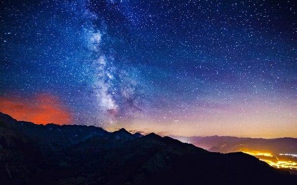 06 января 2017 года – 9 лунный день, символ дня – Млечный путь