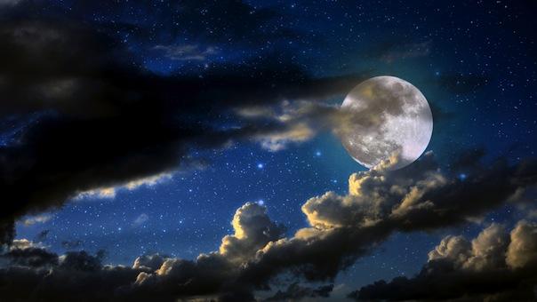 25 сентября 2018 года – полнолуние, 16-ый лунный день