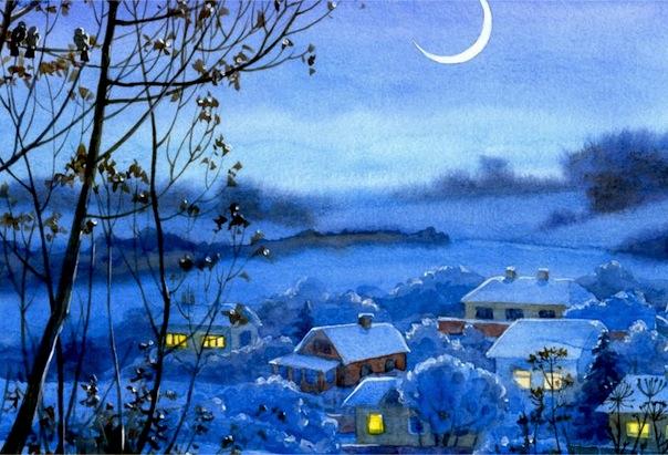 07 декабря 2018 года – 30 и 1-ый лунные дни