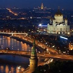 Места силы Москвы. Где исполняются желания