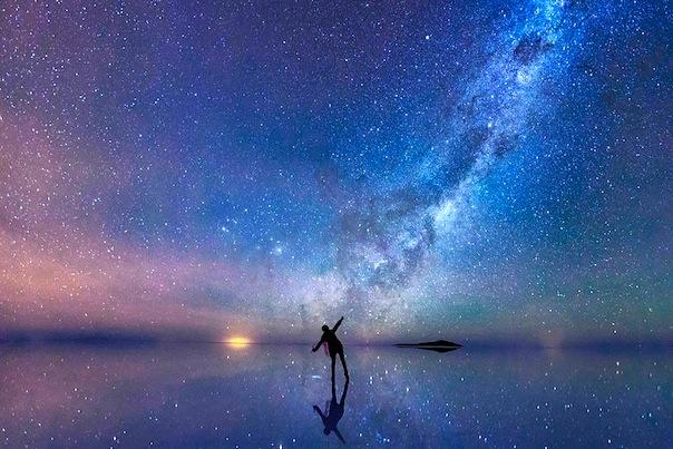 9 лунный день, символ дня – Млечный путь