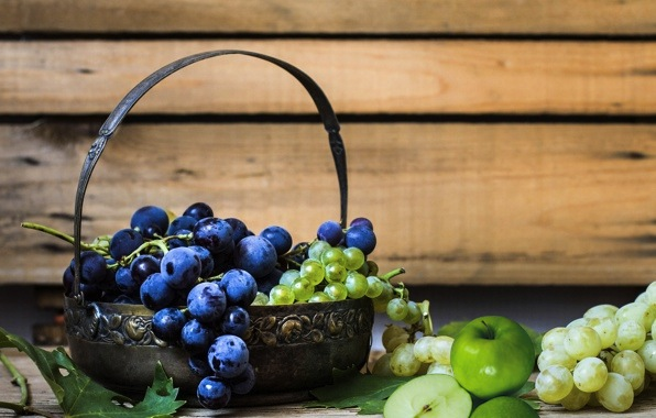 17 лунный день, символ дня – Виноградная гроздь