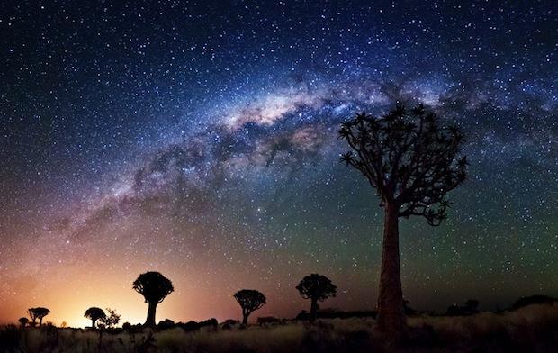 09 сентября 2016 года – 9 лунный день, символ дня – Млечный путь