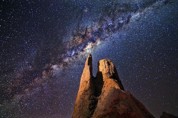 17 октября 2018 года – 9 лунный день, символ дня – Млечный путь