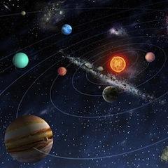 Значение аспектов планет в астрологии