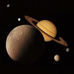 Сатурн переходит в знак Козерога до декабря 2020 года