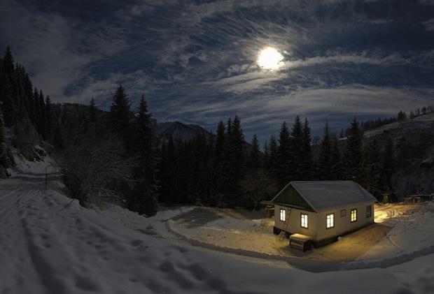 31 января 2018 года – полнолуние, 15 и 16 лунные дни