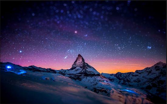 12 февраля 2019 года – 9 лунный день, символ дня – Млечный путь